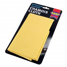 Kent Car Care Synthetic Perforated Chamois Cloth 400mm x 400mm