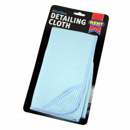 Kent Car Care Microfibre Detailing Cloth 400mm x 400mm