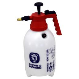 Spear & Jackson Pump Action Pressure Sprayer 2L