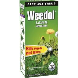 Weedol Lawn Weedkiller Liquid Concentrate Bottle - 500ml