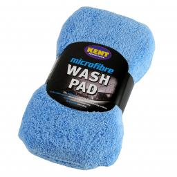 Kent Car Care Microfibre Wash Pad 220mm x 125mm x 45mm