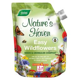 Westland Natures Haven Easy Flowers 1.5Kg