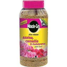 Scotts Miracle-Gro Continuous Release Plant Food Shaker Jar 1kg - Azalea, Camellia & Rhododendron Plant Food